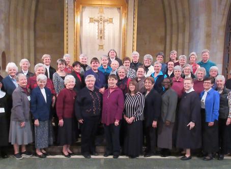 Benedictine Prioresses Gather in Yankton, SD