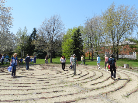 Discover Chicago's Labyrinths
