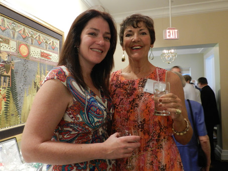 Supporters create memorable  21st Annual Testimonial Dinner