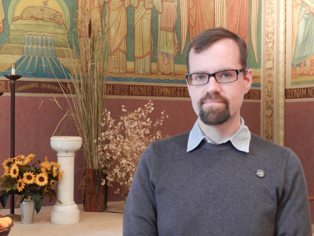 Young Oblate Candidate Shares Journey