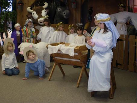 5 Ideas to Nurture the Spiritual Life of Children at Christmas