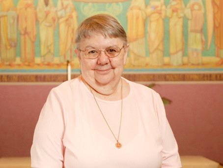 Remembering Sister Mariella Hathorn, OSB
