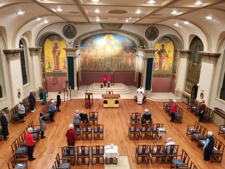 Feast of St. Scholastica 2021
