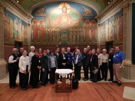 Oblate Kay McSpadden reflects on Community