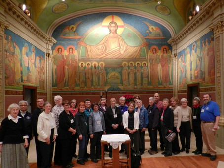 Oblates Host Lecture on Forgiveness Given by Judy Logue