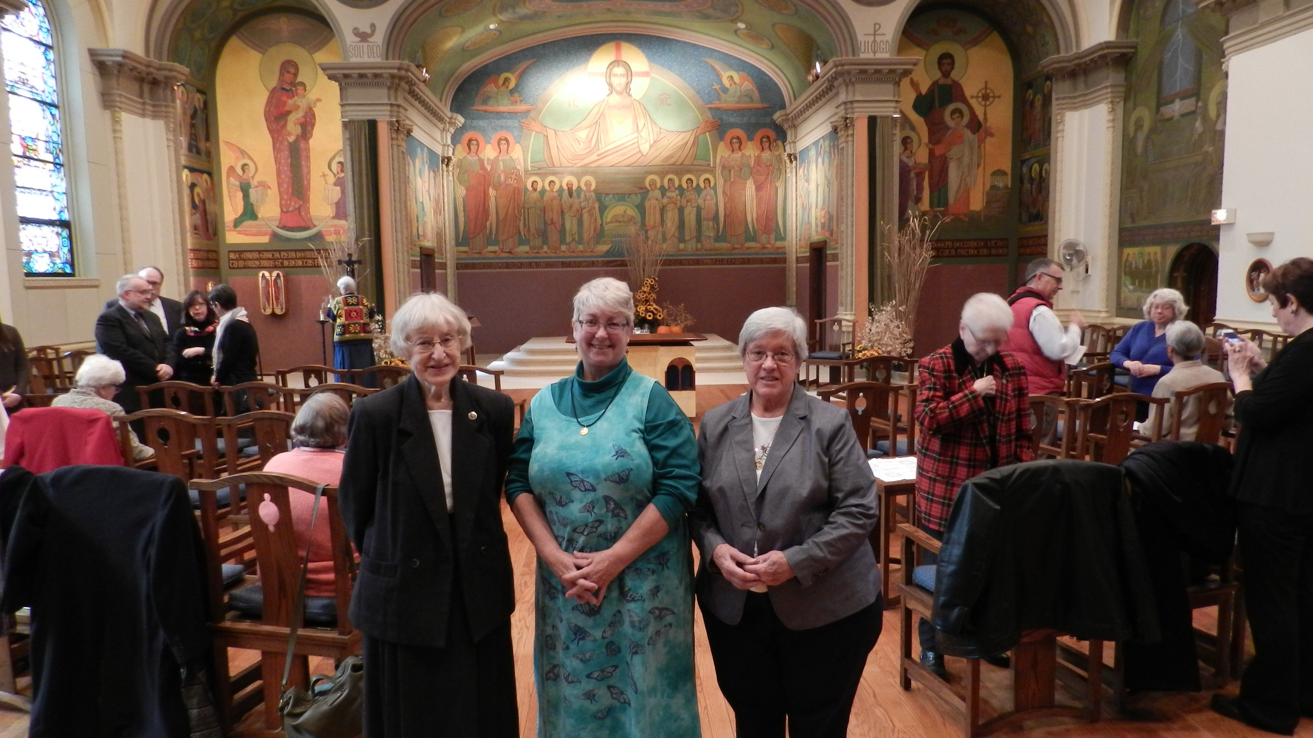 New Oblate Candidate Barbara Wahler