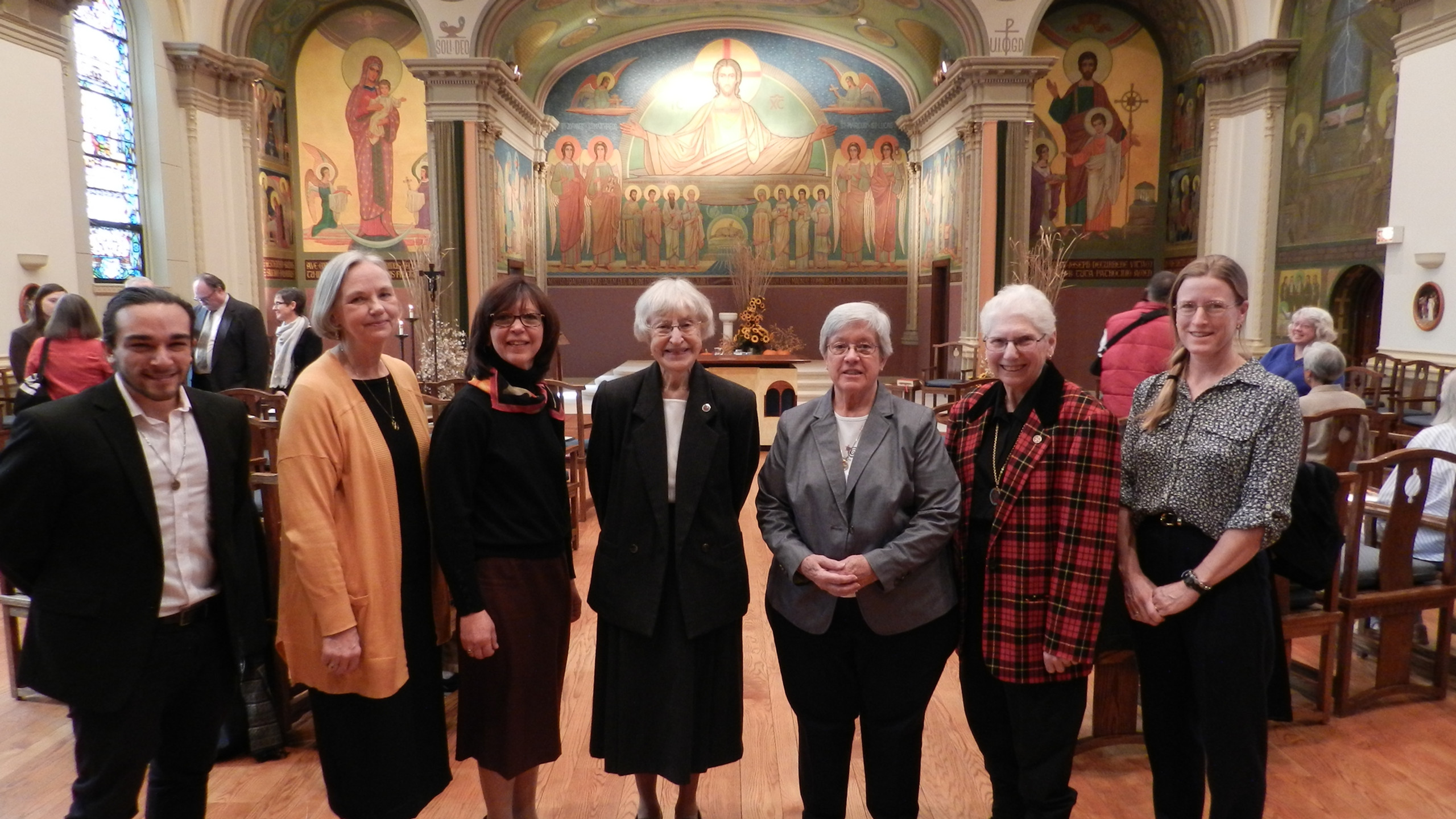 5 new Oblate candidates