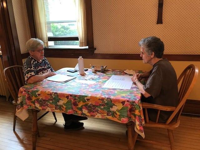 Sister Judith & Sister Kathy