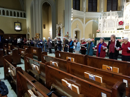 Interfaith Prayer Service: Becoming a Community of Hope