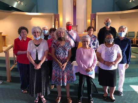 Welcome Our New Pueblo Oblates
