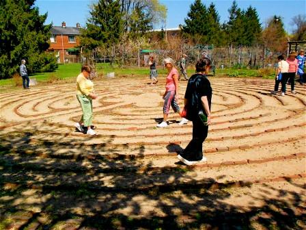 Labyrinth Day