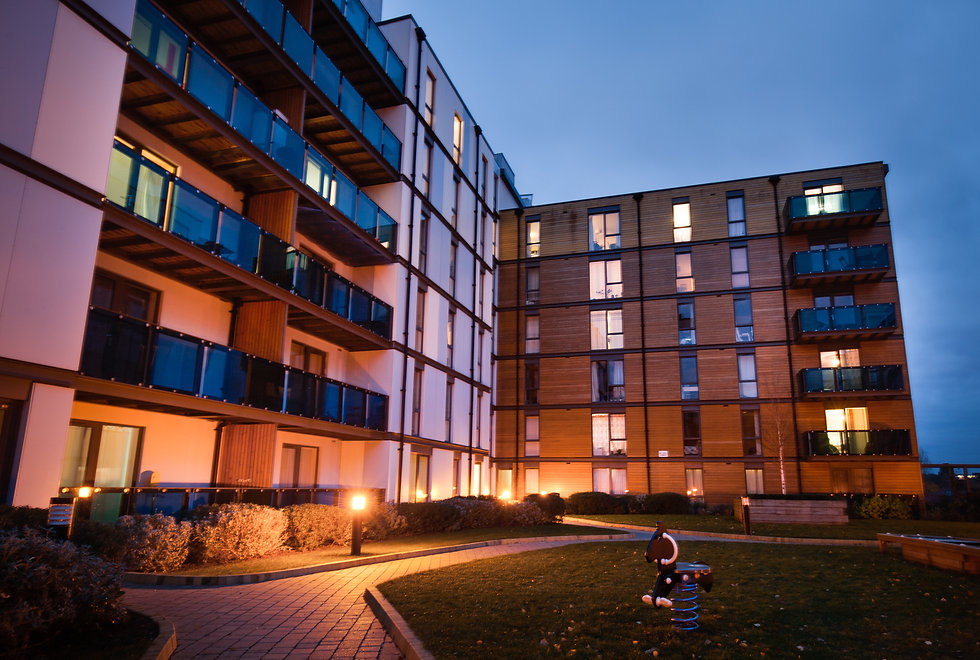 Pulse Development in Colindale, London,