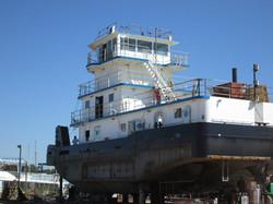 80' River Towboat