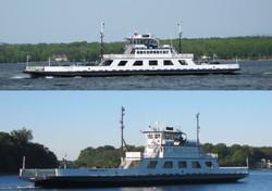 216' Passenger Vehicle Ferry