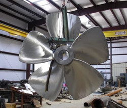 Propeller Ready For Assembly