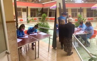 Estudiantes del CFT de Tarapacá participaron en operativo SENAMA para detección de casos