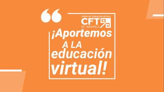 """Concurso del CFT de Tarapacá """"Aportemos a la educación Virtual"""" premiará a las ideas más innovadoras"""