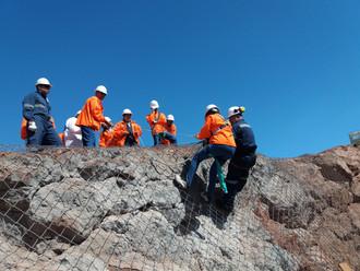 CFT de Tarapacá y Minera Pampa Camarones establecen alianza para capacitar operadores de equipos cla