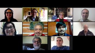 Red del Consejo de Rectores IES TP premió a funcionario del CFT de Tarapacá por innovadora propuesta