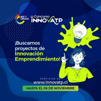 Concurso de Innovación y Emprendimiento IES TP CRUCH