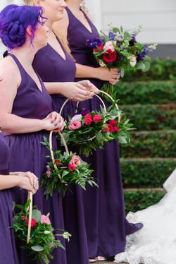 Hoop Bridesmaids