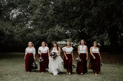 Bridesmaids lanterns