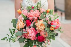 Colorful Bridal