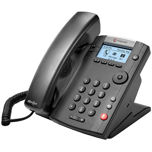 Polycom VVX 201- Skype for Business edition