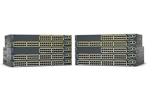 Cisco Catalyst 2960S-48LPD-L Switch