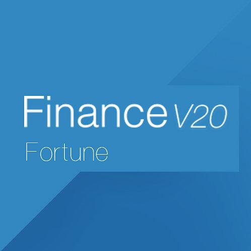 Finance V20 Fortune