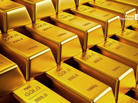 Já pensou em investir em Ouro?