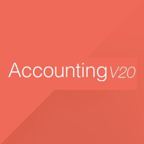 Accounting V20