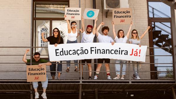 Educação Financeira Já!