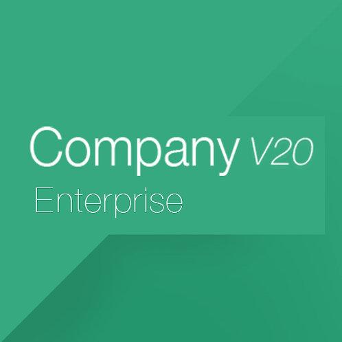 Company V20 Enterprise