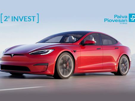 Já pensou em investir na Tesla, Apple e Amazon?