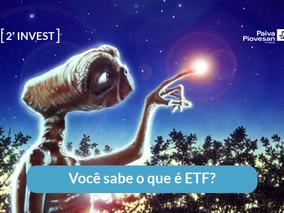 Você sabe o que é um ETF?