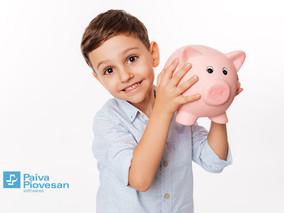 Meu Dinheirinho: a importância de ensinar seus filhos a ganhar, gastar, poupar e doar
