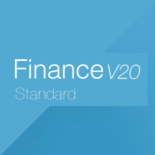 Finance V20 Standard