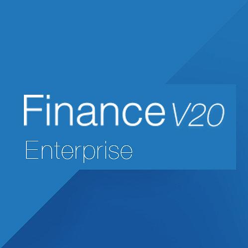 Finance V20 Enterprise