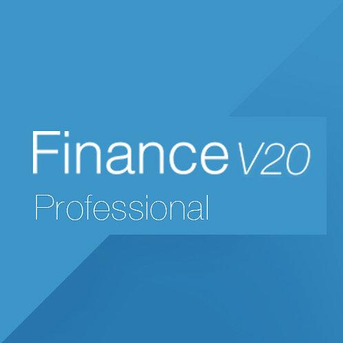 Finance V20 Professional