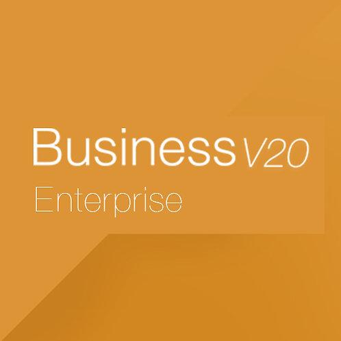Business V20 Enterprise
