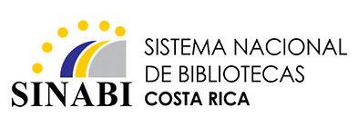 CR Sinabi - Sistemas de Bibliotecas CR.j