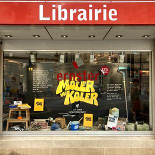 Librairie Ernster Luxembourg