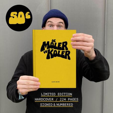 Book release 'De Moler vu Koler'