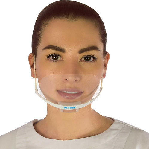 Masklean Clear Transparent Sanitary Mask