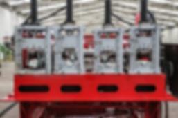 Maquinas roladoras drywall