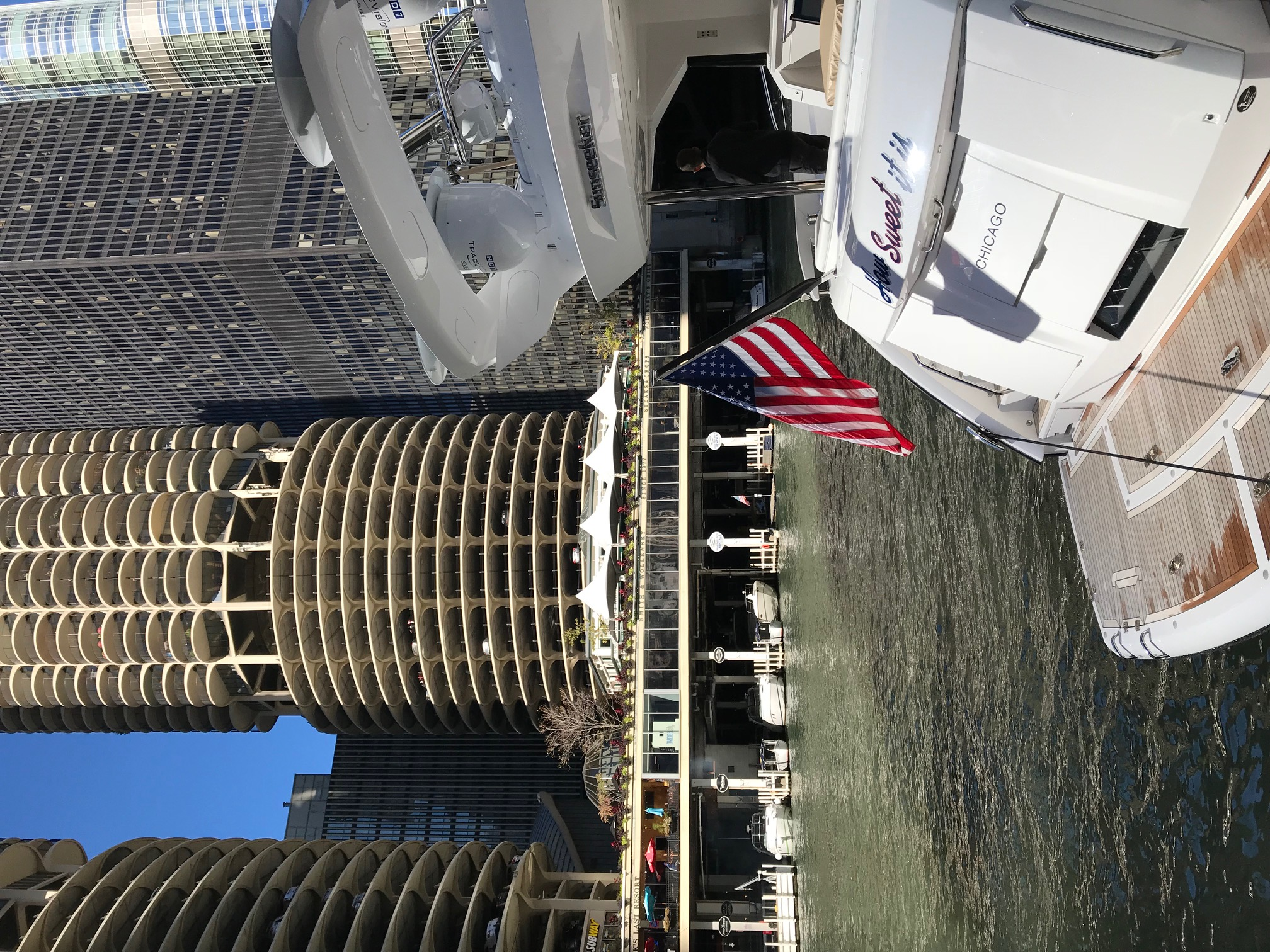 View of Marina City