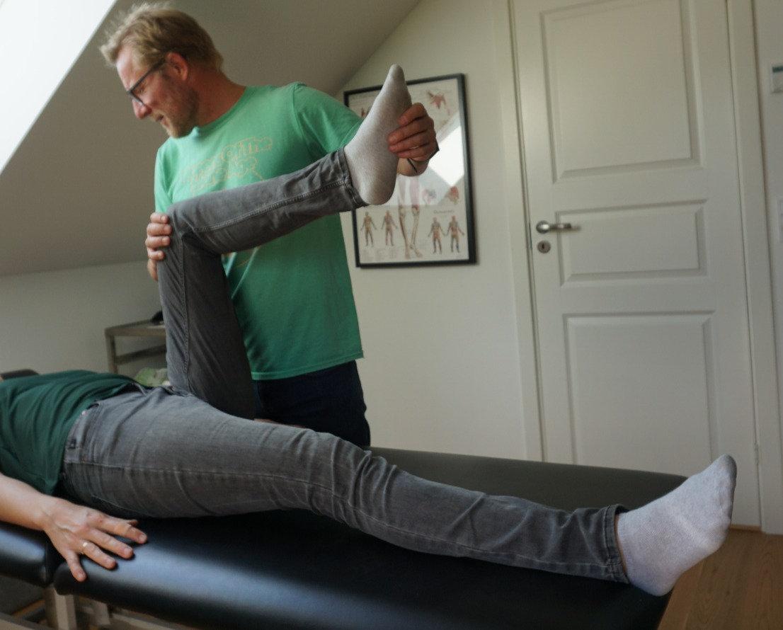 Fysioterapi./ P-dtr