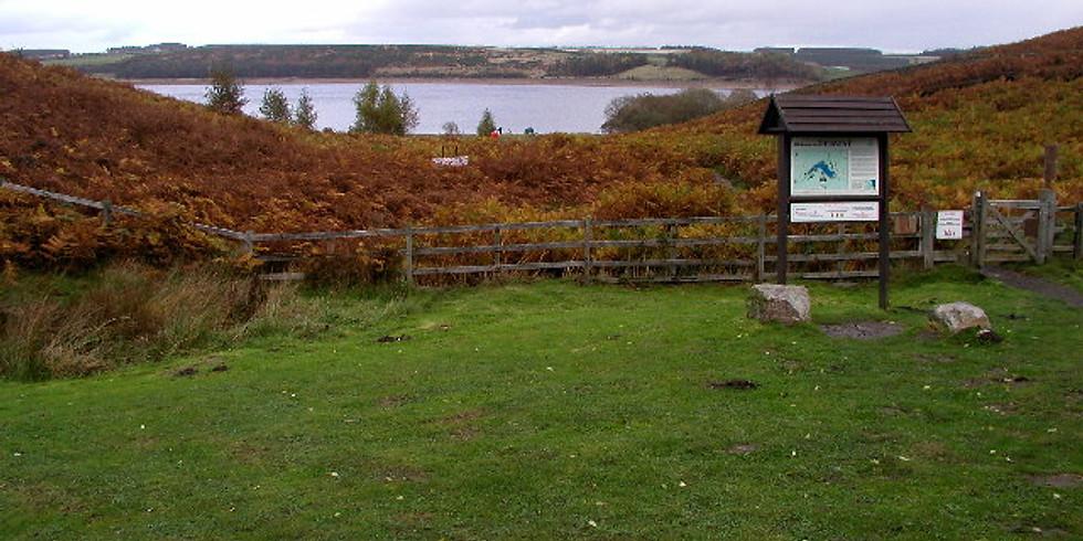 Pow Hill, Derwent reservoir