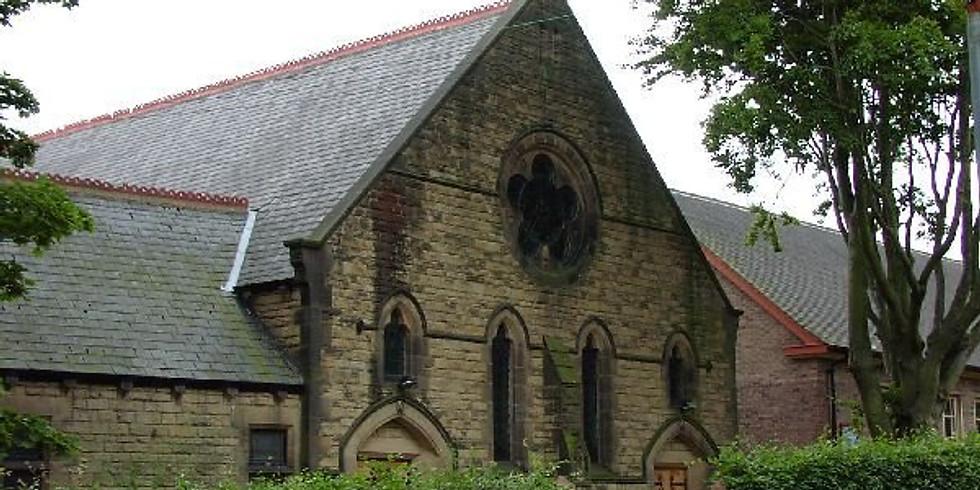 Eco Church survey at Rowlands Gill